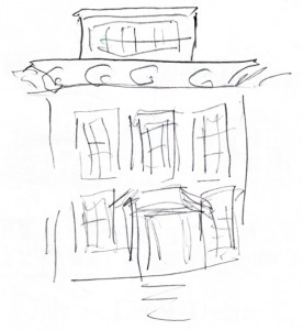 Essex, NY Doodle, anonymous, July 23, 2013