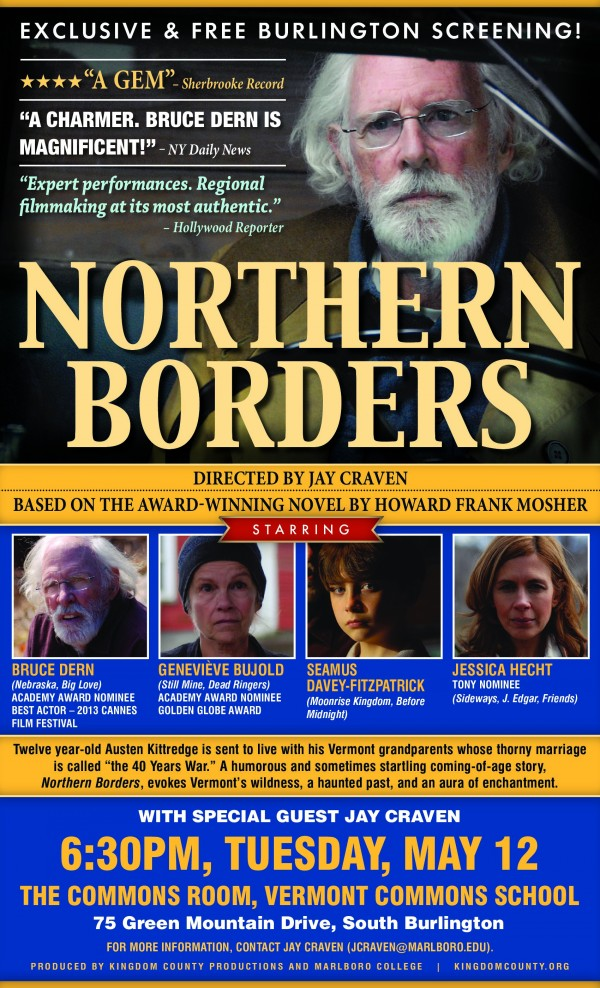 Poster Northern Borders