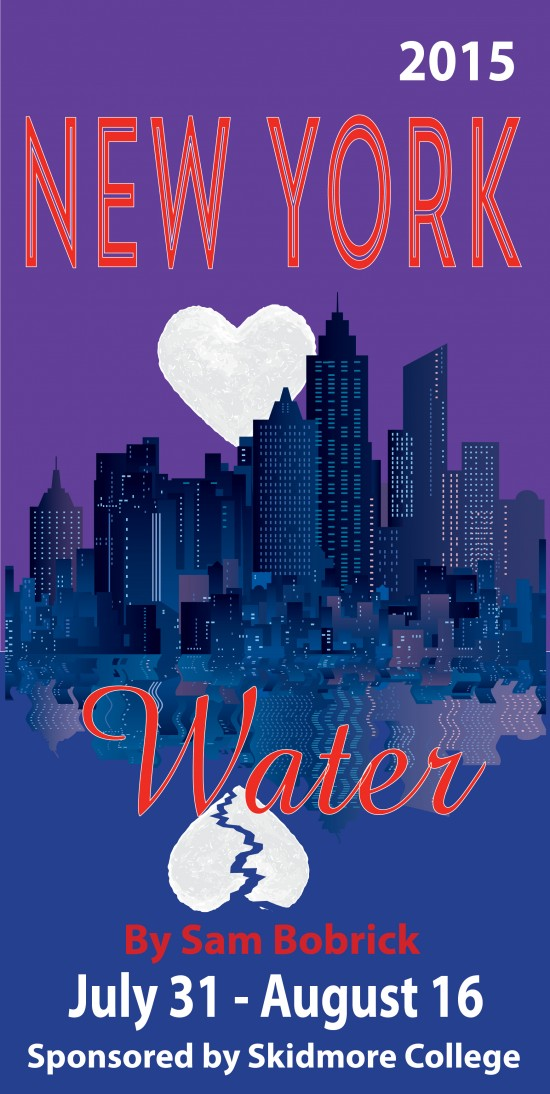 New York Water Poster (Credit: Depot Theatre)