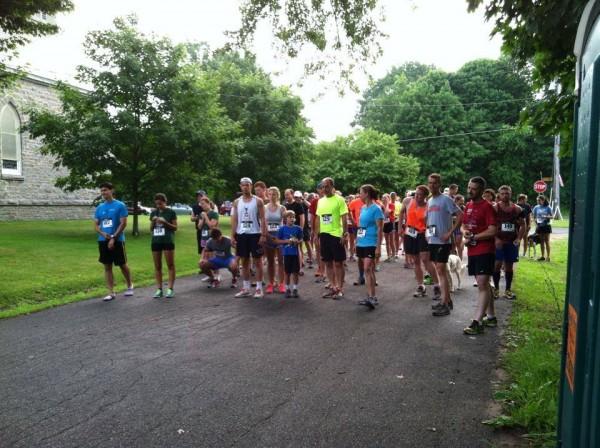 Participants in the 6.5K Firecrack Run last year. (Credit: 6.5K Firecracker Run Facebook)