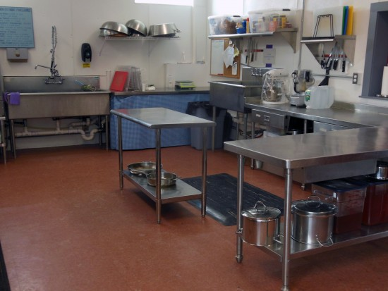 Grange Community Kitchen (Credit: thegrangehall.info)