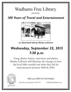 100 Years of Travel & Entertainment