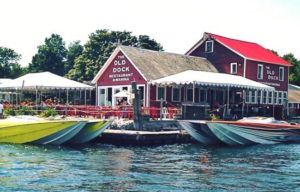 Old Dock Restaurant in Essex, NY