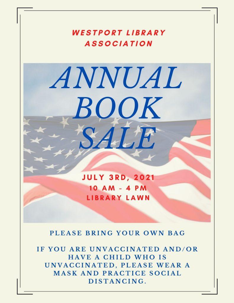 Westport Library Annual Book Sale 2021