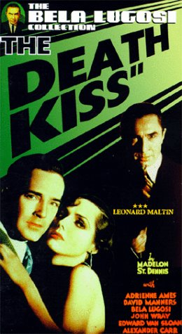 The Death Kiss film poster